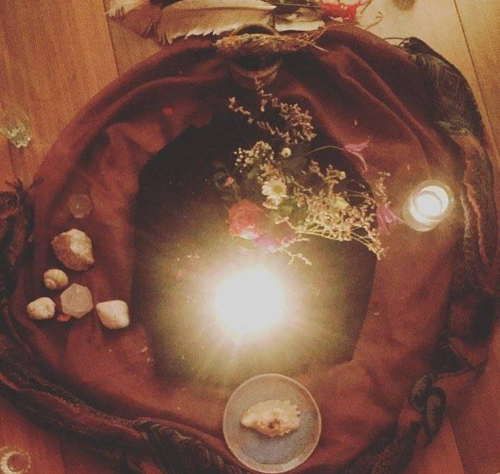 29.-30.5.2021  Einführung in die Ritualarbeit für Frauen I
