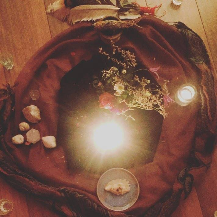 29.-30.5.2021 <br> Einführung in die Ritualarbeit für Frauen I